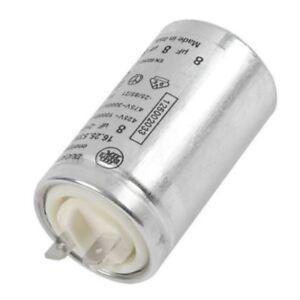 Véritable ZANUSSI Sèche-linge 8uF interférence Condensateur 1250020334
