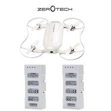 ZEROTECH DOBBY Pocket Selfie Mini Drone + Extra Battery + Propeller Guard Set
