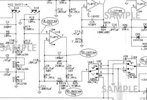 Details about Fender Champ 25-SE Guitar Amplifier Schematic Diagram and  Parts List pdf