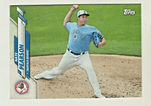 2020 Topps Pro Debut PD-58 NATE PEARSON RC Rookie Toronto Blue Jays