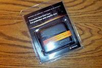 Navigon Protective Black Hard Shell Case Gps Universal For 3.5 In Display
