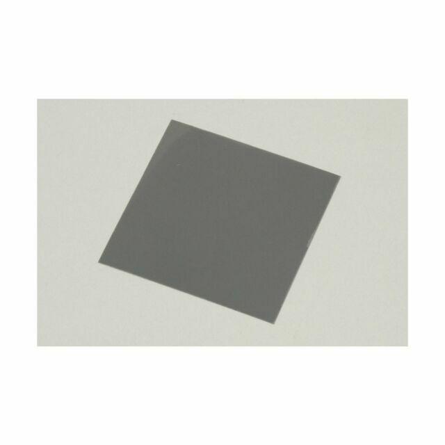 Polarizing Film Sheet 93493 Gadget /& Electronics Store F//S set of 10 Model