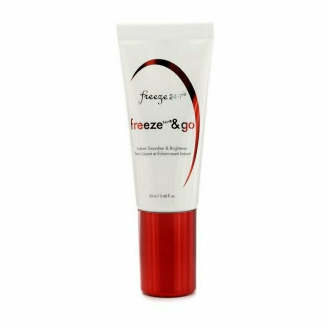Freeze 24/7 Freeze & Go Instant Smoother & Brightener 20ml Moisturizers