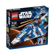 Lego StarWars Plo Koon's Jedi Starfighter 8093 mit dem Droid R7 D4