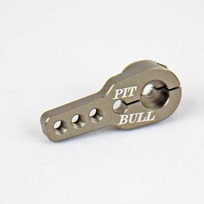 25T-ProTek//Savox//Futaba PBTPBH25T Pit Bull Tires PBX Aluminum Servo Arms