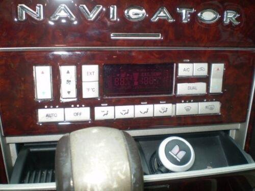 LINCOLN NAVIGATOR SET FIT 2003 2004 NEW STYLE INTERIOR WOOD DASH TRIM KIT 28PCS