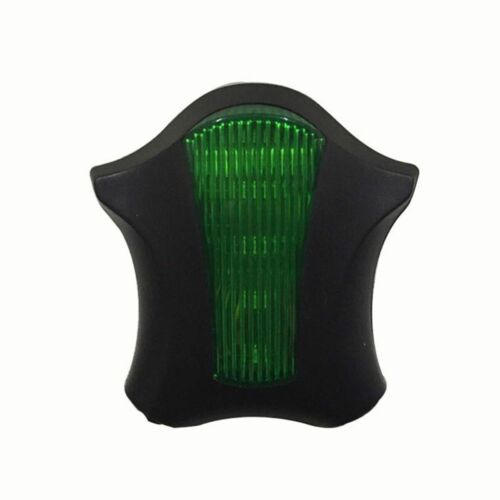 Light 5 LED 2 Laser Launcher  For Bike Bicycle Taillights Bike Caution Light