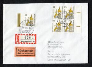 Bund-Auchinleck-5-1535-lettre-recommandee-accuse-de-reception-Main-Propre-groupe-Bloc-Porto