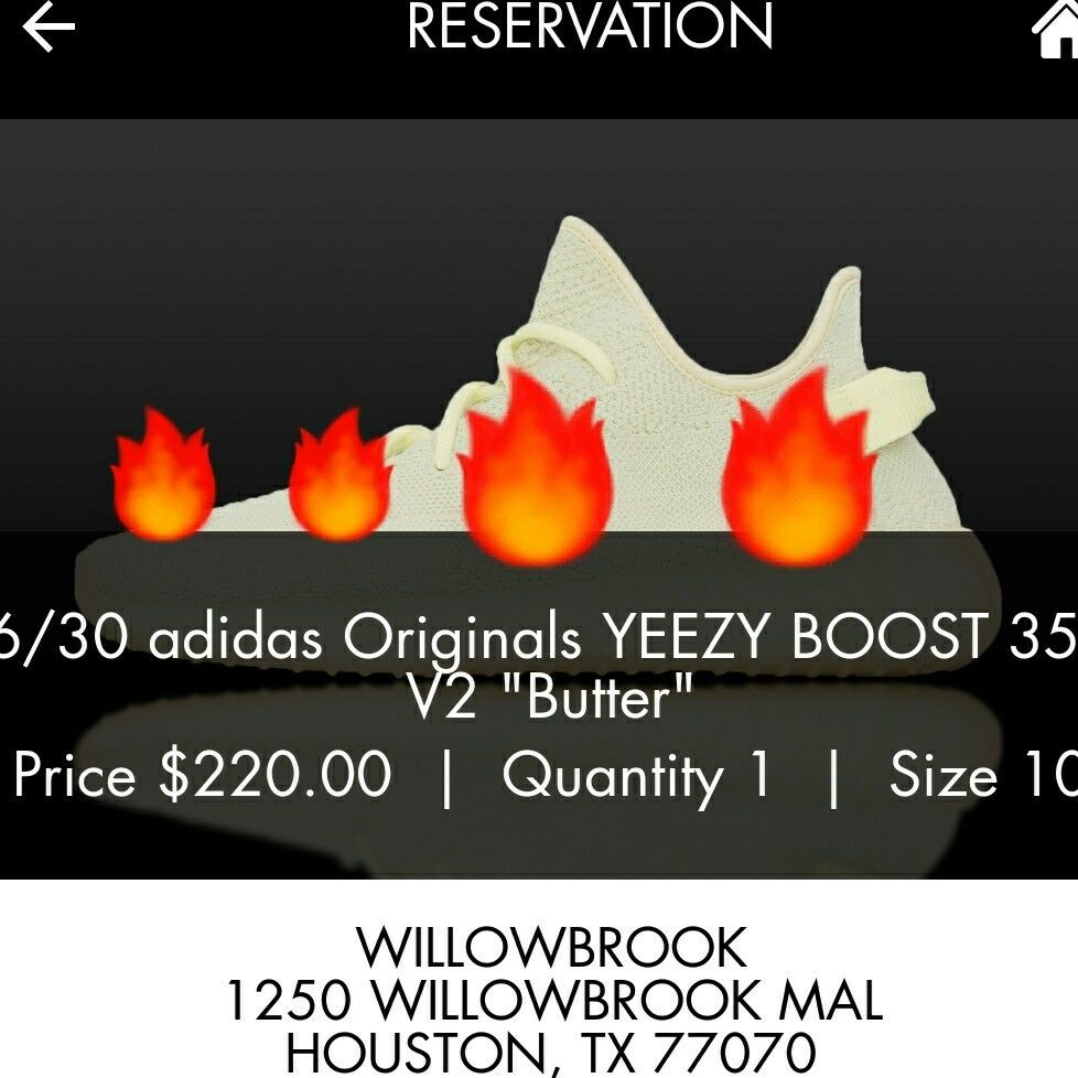 Adidas yeezy boost 350 v2 butter size 8.5
