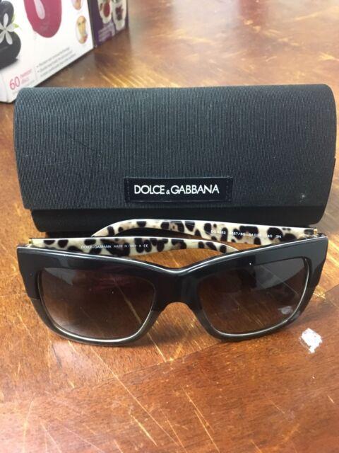 7c813ac54b03 Dolce   Gabbana Sunglasses DNA Square DG 4262 2857 8g Grey 100 UV ...