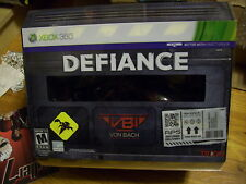 Defiance Collector's Edition Game Brand New sealed for Xbox 360