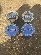 Moto Metal 8 lug center cap 353K133H Ford Dodge Chevy snap  SET OF 4 8 BOLT