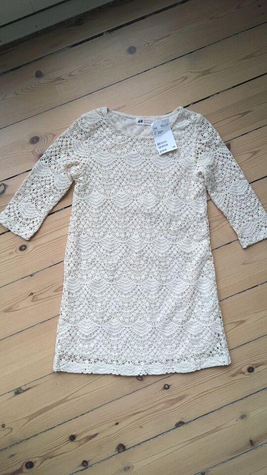 407b03bf829 Kjole, Hæklet kjole med understof i – dba.dk – Køb og Salg af Nyt og ...