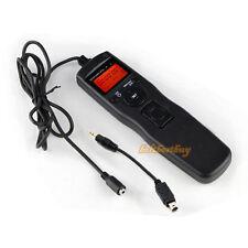Timer Remote Control shutter Release For Nikon D7000 D3100 D5000 D5100 D600