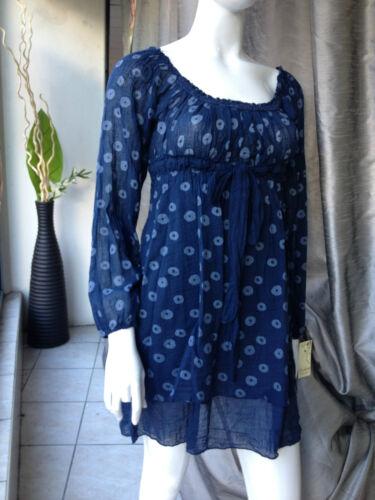 TUNIQUE ROBES HAUTS T shirt NEUF Blanc Bleu fuchsia Rose fashion Glamour
