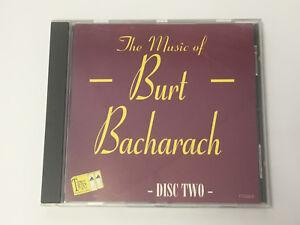 Burt-Bacharach-The-Music-Of-Burt-Bacharach-Disc-Two-13-Track-CD