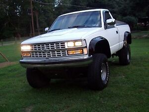 88 CHEVY GMC TRUCK HIGH LOW BEAM KIT 93 94 95 96 97 98 All 4 Head Lights  Turn On | eBayeBay