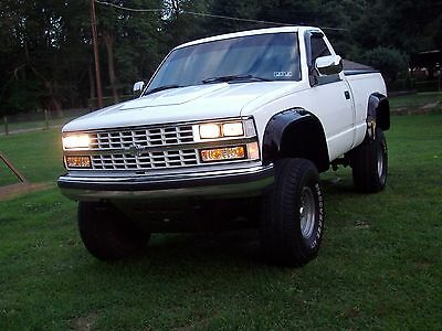88 CHEVY GMC TRUCK HIGH LOW BEAM KIT 93 94 95 96 97 98 All 4 Head Lights Turn On