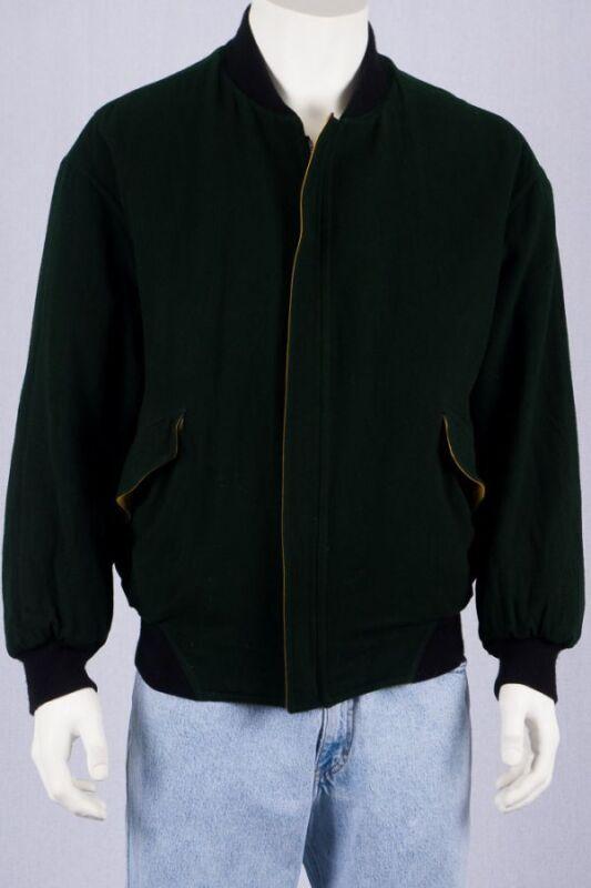 90s True Vintage Regent Blouson L 54 80s Jacke Wolle Bomber Jacket Hipster