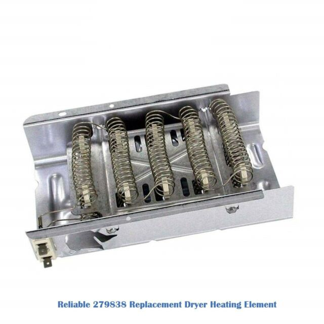 Dryer Heating Element Thermostat For Amana NED4655EW1