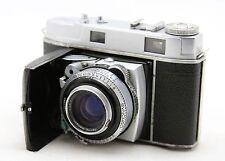 Kodak Retina IIc analog 35mm camera, lens Rodenstock Retina-Heligon C f:2,8/50mm