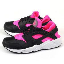 c071ccbfb59e item 2 Nike Wmns Air Huarache Run Black Pink Blast-White Classic Running  634835-604 -Nike Wmns Air Huarache Run Black Pink Blast-White Classic  Running ...