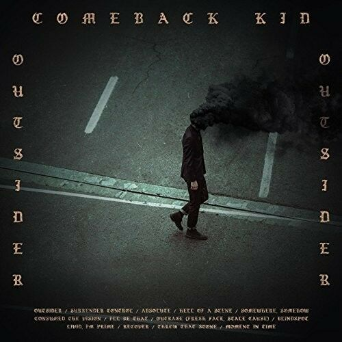 Comeback Kid - Outsider [New CD]