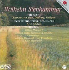 Wilhelm Stenhammar: The Song; Two Sentimental Romances; Ithaca (CD, Oct-1987, Caprice Records)