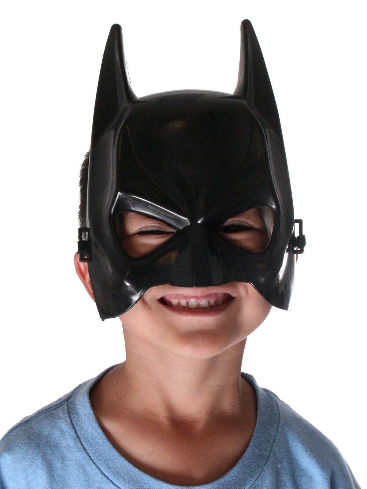 Batman Dark Knight Mask Children Masquerade Halloween Cosplay Half Face Mask
