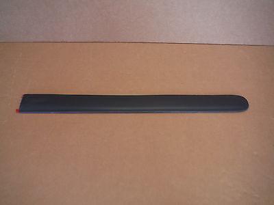 Door Molding for Ford Crown Victoria 98-08 Rear Left Black Left Side