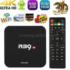 R39 2GB/16GB RK3229 Android 8.1 Quad Core Smart TV Box H.265 HD WiFi 4K 3D Media