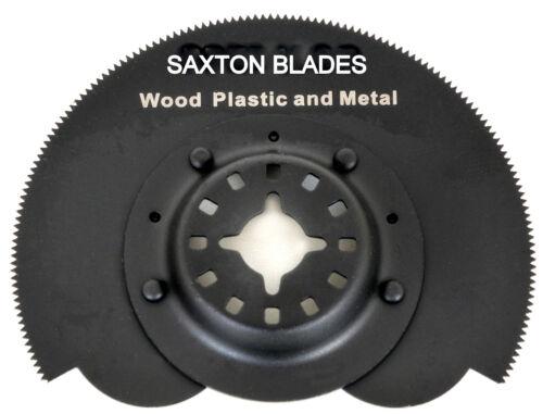 1x Saxton 80mm Segmented Blade for Fein Multimaster Bosch Makita Multitool
