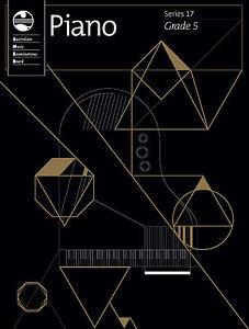 AMEB-Piano-Grade-5-Series-17-Fifth-Grade-BRAND-NEW