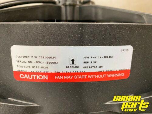 Can Am 2016 2017 2018 2019 2020 Defender HD5 HD8 HD10 OEM Fan 709200534