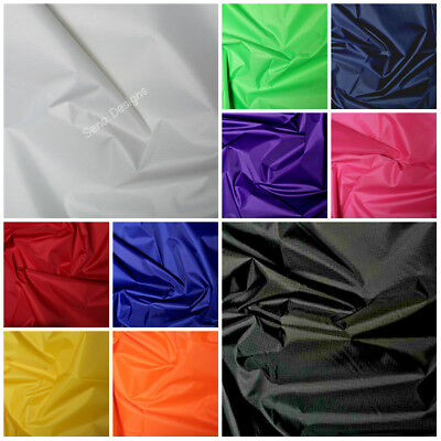 Waterproof 3.8oz Rip Stop Ripstop Fabric Kite Nylon Material Cover FREE P/&P