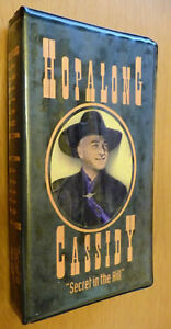 "-1998- Nachdenklich Six Audio Cassette Box Hopalong Cassidy Vol.2 ""secret In The Hill"" 12e Audiokassetten & Dats"