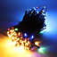 100-200-LED-Solar-String-Fairy-Lights-8-Mode-Waterproof-Outdoor-Party-Decoration thumbnail 45