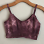 NEW Free People Movement Seamless Barely There Bra Tie Dye XS//S-M//L $50.92