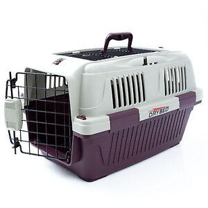 Katzentransportbox-Transportbox-Katzenbox-Kleintierbox-Autobox-Box-Katze-Dog-695