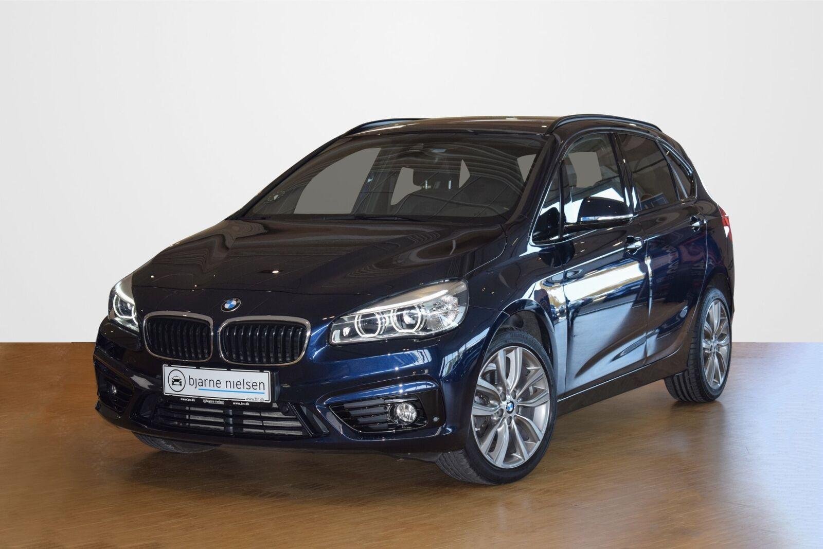 BMW 218d 2,0 Active Tourer Sport Line aut. 5d - 269.000 kr.