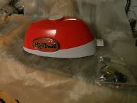1971-72 Honda Mini Trail Oval Side Tag Gas Tank Z50a Mini Trail Honda Mini Bikes