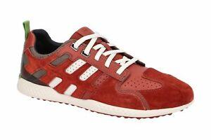 Sneakers Low Shoes U948DA Cigar Red