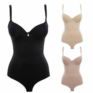 Body donna intimo contenitivo riducente elasticizzato lingerie TOOCOOL Z8077