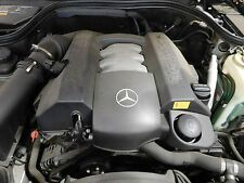 ENGINE 2002 MERCEDES-BENZ CLK320 3.2L MOTOR WITH 56,041 MILES