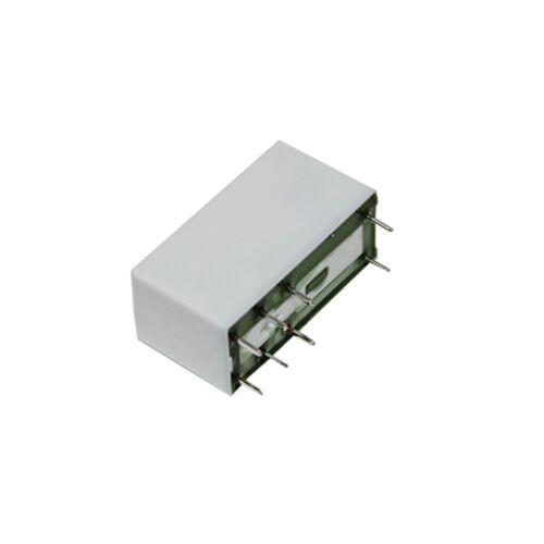 12VDC 8A//250VAC 8A//24VDC 8 A électromagnétique DPDT ucoil RM84-2012-35-1012 Relais