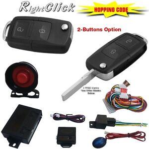 car alarm remote central lock immobiliser vw al851 2hc ebay. Black Bedroom Furniture Sets. Home Design Ideas
