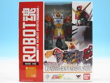 Robot Spirits Mobile Suit Gundam Wing Gundam Heavyarms Kai Action Figure Bandai