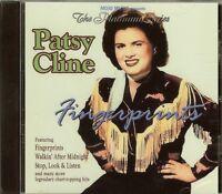 Patsy Cline - Fingerprints - Cd - - Fast Free Shipping