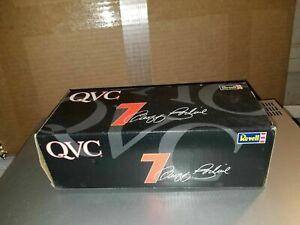 REVELL-QVC-7-Geoff-Bodine-1996-Ford-Thunderbird-NASCAR-Racing-Diecast-1-24