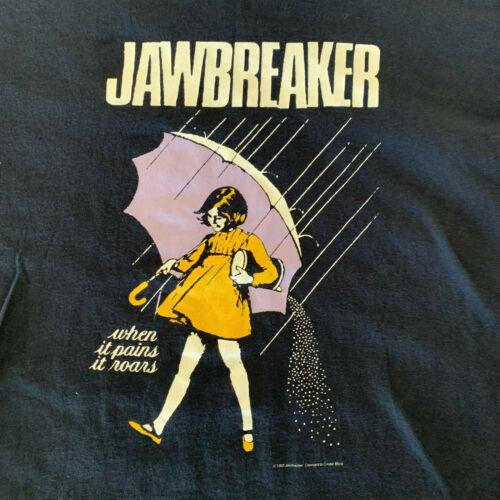 Jawbreaker Vintage Pains it Roars t-shirt XL / Jet